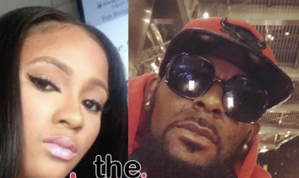 R.Kelly Accused Of Urinating In Joycelyn Savages Mouth, Choking Her Until She Blacked Out & Impregnating Her Twice