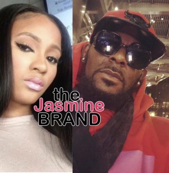 R. Kelly — Joycelyn Savage Says Imposter Made Abuse Claims About Singer, Her Family Speaks Out: We Are Saddened & Disappointed