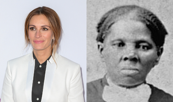 Julia Roberts Was Recommended By Studio Head To Play Harriet Tubman
