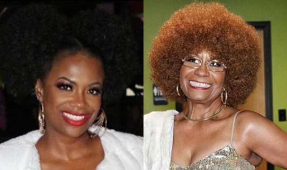 Kandi Burruss Goes All Out For Mama Joyce's 70th Birthday [VIDEO]