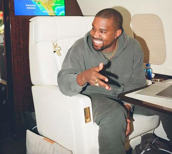 Kanye West Listed As VP Candidate On California Ballot