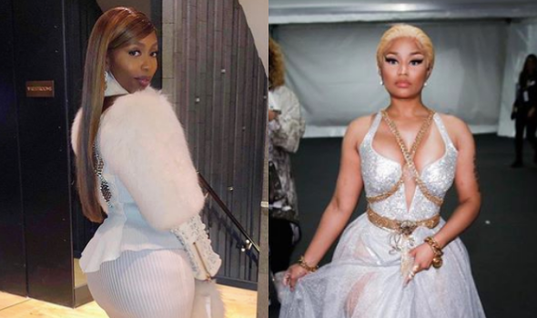 Kash Doll Explains Why She Unfollowed Nicki Minaj: She Was Talking Crazy, I Told Her She Was Delusional [VIDEO]