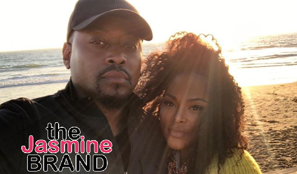 "Omar Epps On His Wife, Keisha Epps: ""She's my angel!"""