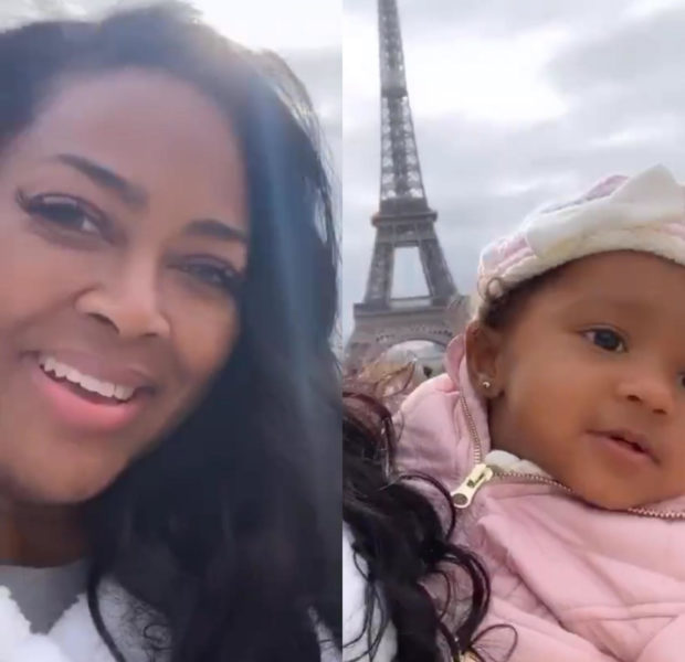 "Kenya Moore's Estranged Mother Sent Her Daughter Brooklyn A Birthday Gift: ""I Had Stopped Praying About Our Relationship, But God Sent A Message Through My Child"""