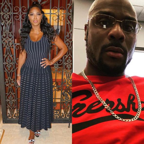 Kenya Moore's Ex Matt Jordan Charged For Assault After Dispute With Girlfriend In Denny's Parking Lot