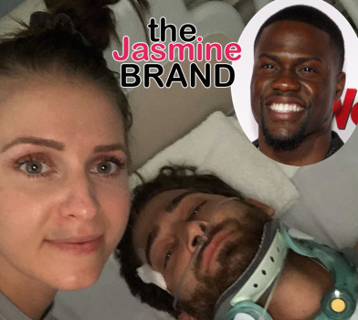 Kevin Hart's Friend Involved In Serious Car Accident Speaks Out, Revealing Painful Injuries [Photos]