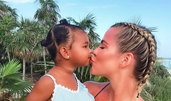 Khloe Kardashian In Talks Of Spin-off With Daughter True Thompson