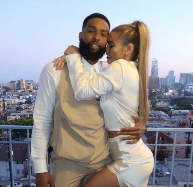 Odell Beckham Jr.'s Rumored Girlfriend Wishes Him A Happy Birthday 'U Know I Can Write A Lot About You'