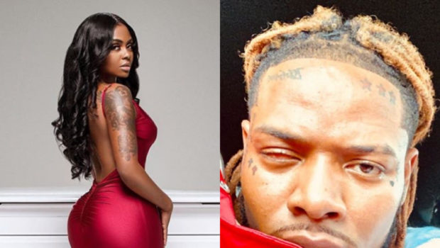 Fetty Wap's Estranged Wife Accuses Him Of Drug Abuse & Domestic Violence: He Gave Me A Black Eye