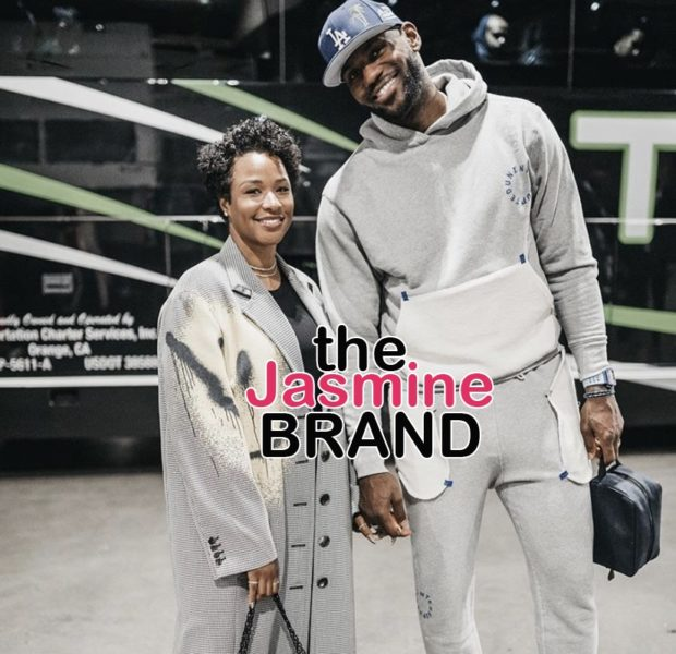 "Lebron James Salutes His Wife, Savannah: ""She's the reason I can do what I do at the highest level"""