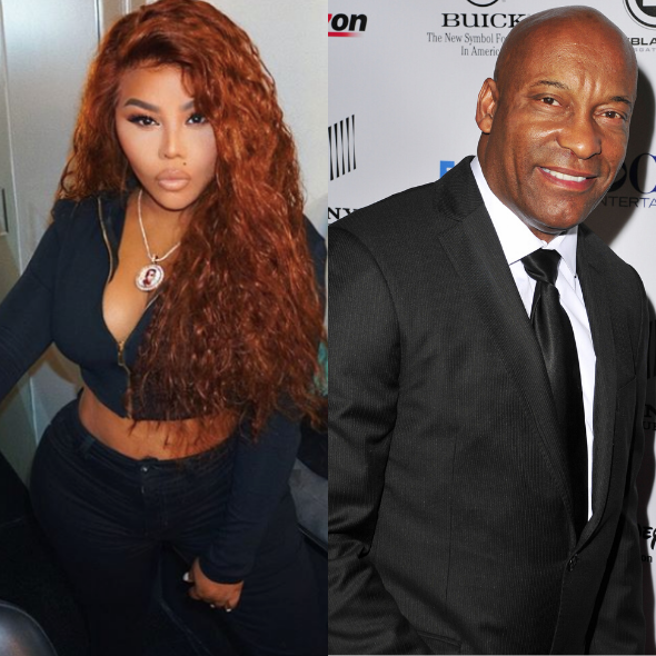 Lil Kim Says John Singleton Wanted To Create Her Biopic Before He Passed