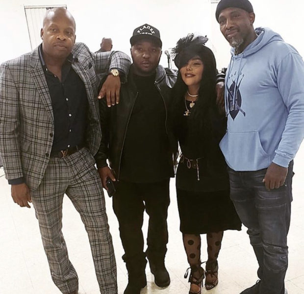 Lil Kim Grieves The Loss Of Her Father, Linwood Jones [CONDOLENCES]