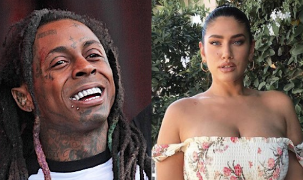 Lil Wayne Engaged To Model La'Tecia Thomas?