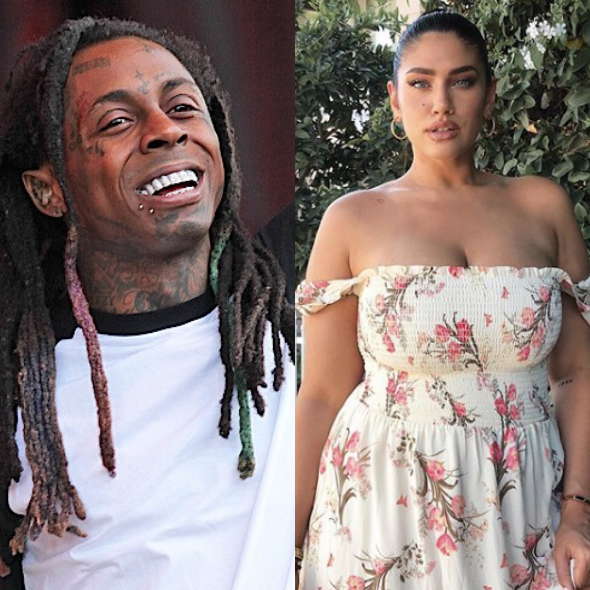Lil Wayne Spotted With Rumored Fiancée La'Tecia Thomas [PHOTO]