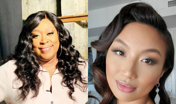 Loni Love & Jeannie Mai Clash In Awkward Moment On 'The Real' [WATCH]