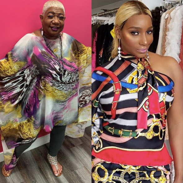 Luenell Talks Fallout W/ NeNe Leakes: How You Gon' Come In This Comedy Club, When There Are Comics Who Sacrificed Their Lives & Just Prance In?