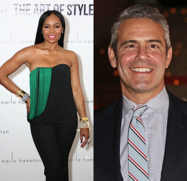 Andy Cohen Explains Why Marlo Hampton Doesn't Have A Peach