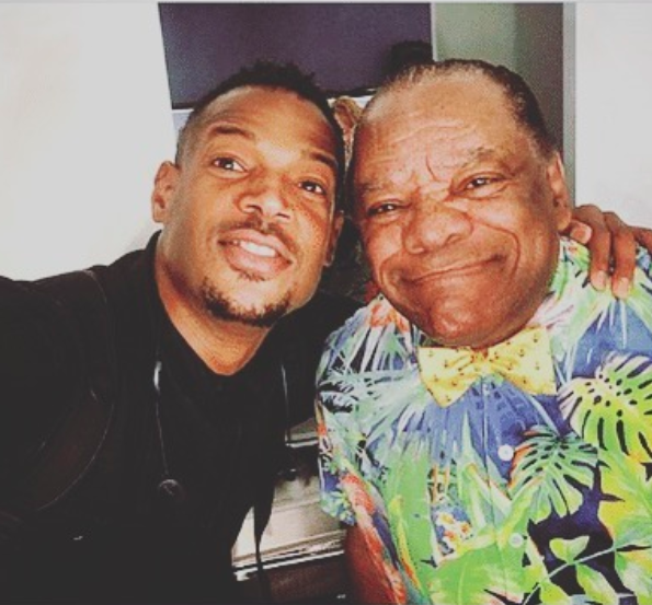 Marlon Wayans Can't Attend John Witherspoon's Funeral: I'm Broken Up About It
