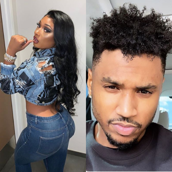 Megan Thee Stallion & Trey Songz Dating Rumors Ignite After His Birthday Celebration [VIDEO]