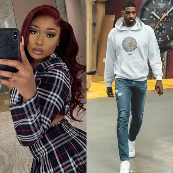 Megan Thee Stallion Denies Rumors She's Dating Tristan Thompson 'I Don't Even Know That N***a'