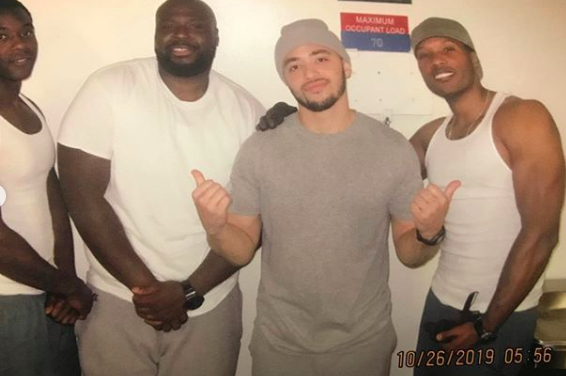 Love & Hip Hop New York's Mendeecees Harris Posts New Pictures From Prison [PHOTOS]