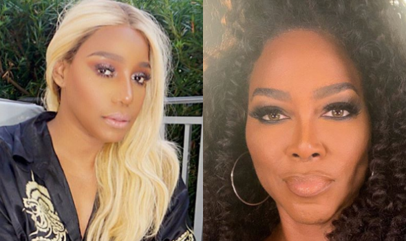 """NeNe Leakes To Kenya Moore: """"You Probably Need To Be Spit On!"""""""