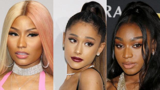 "Ariana Grande Releases Normani/Nicki Minaj Collab for ""Charlie's Angels"" Soundtrack"