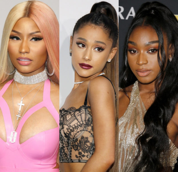 "Ariana Grande Releases Normani/Nicki Minaj Collab for ""Charlie's Angels"" Soundtrack"
