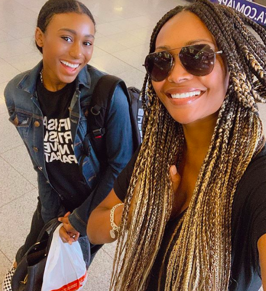 Cynthia Bailey's Daughter Noelle Robinson Reveals She's Attracted To Women & Men [VIDEO]