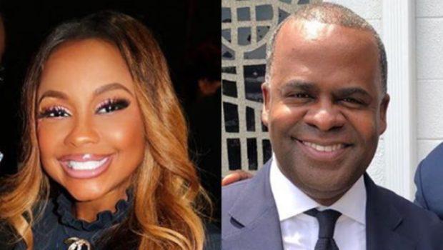 Phaedra Parks To Represent Former Atlanta Mayor Kasim Reed In Divorce