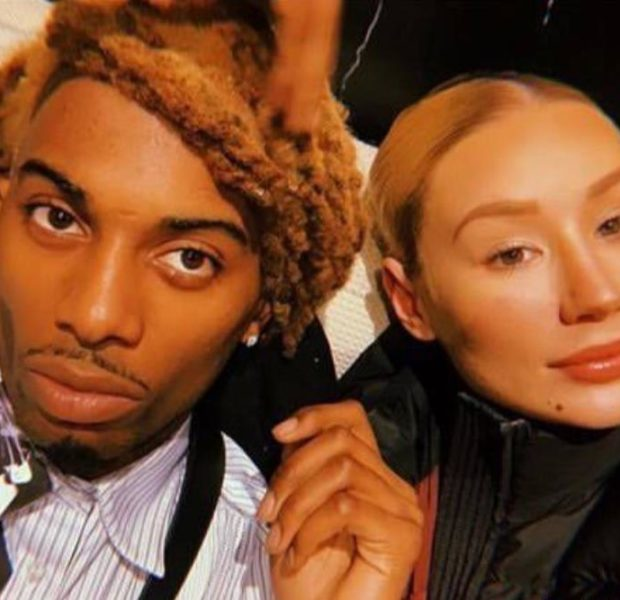 Iggy Azalea & Playboi Carti's Rental Home Robbed Of $360K In Jewelry, Engagement Ring Possibly Taken