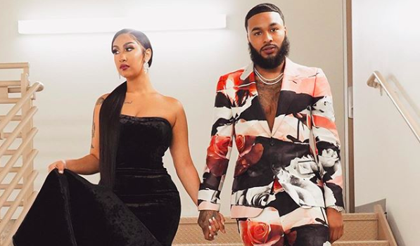 Queen Naija's Boyfriend Clarence White Saves Her Son From Choking