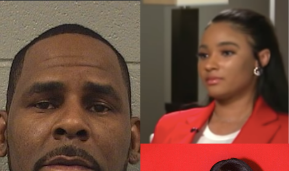 R. Kelly's Girlfriend Joycelyn Savage: I'm A Victim, He Promised To Make Her The Next Aaliyah!