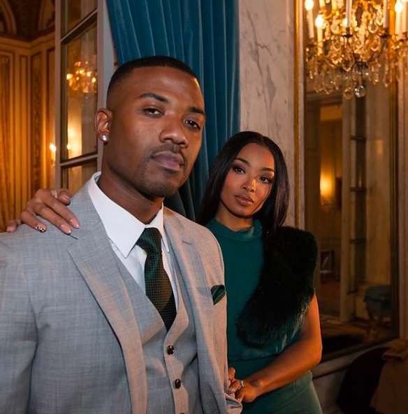 Ray J & Princess Love Considering Couples Therapy After Public Fallout