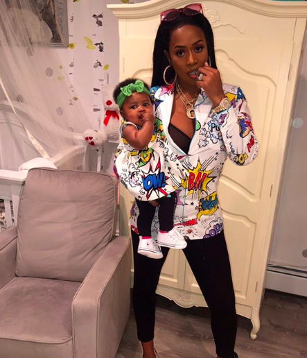 Remy Ma Blasts Fan Who Got Too Close To Her Daughter: I'm A Public Figure, Not Public Property! [VIDEO]