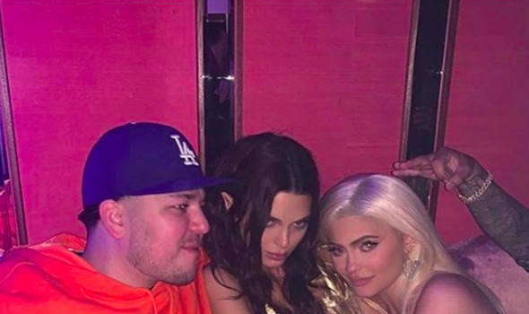 Rob Kardashian Makes Rare Public Appearance, Spotted At Sister Kendall Jenner's Birthday Party