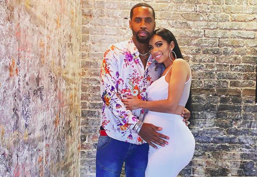 Erica Mena Reveals She & Husband Safaree Samuels Won't Vaccinate Their Child