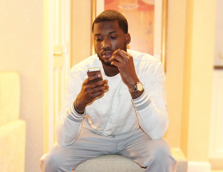 Meek Mill Leaves Instagram