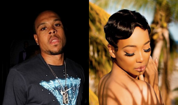 Monica's Ex-Husband Shannon Brown Swoons Over Her Nude Photos