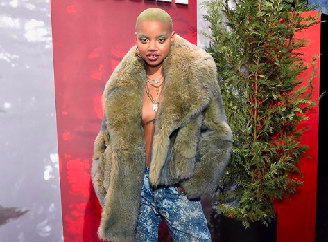 Model Slick Woods Reveals She Will Undergo Chemotherapy 'Stop Treating Me Like A Victim'