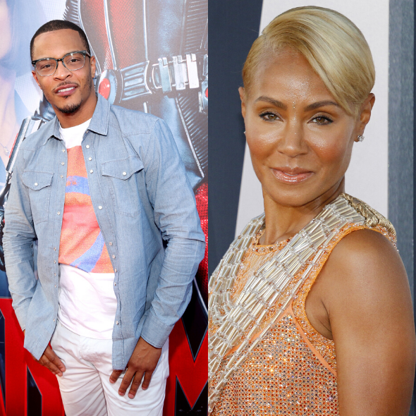 T.I. Will Discuss Daughter's Virginity/Hymen Controversy With Jada Pinkett-Smith