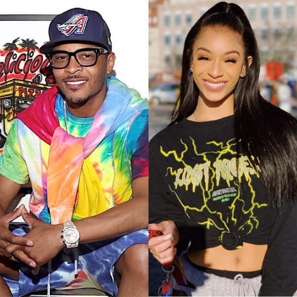 T.I. Says He Goes With Daughter Deyjah To Doctor's Appointments To Make Sure She's A Virgin & Her Hymen Is Still In Tact