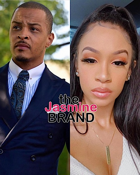 T.I.'s 18-Year-Old Daughter Deyjah Isn't Following Him On Social Media, Amid Controversy About Him Ensuring She's Still A Virgin