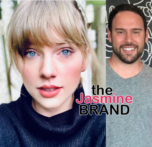 Taylor Swift Claims Scooter Braun & Scott Borchetta Won't Let Her Perform Her Old Hits At AMAs Or In Netflix Docu