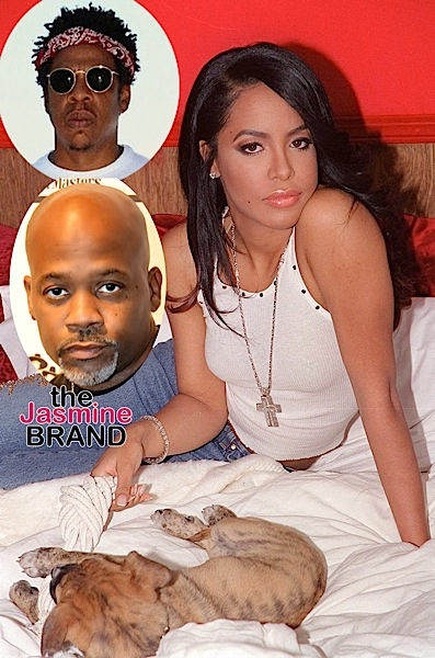 "Jay Z Tried ""Very Hard"" To Get With Aaliyah, Says Dame Dash"