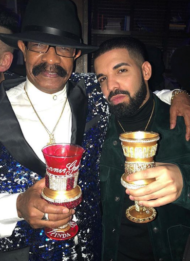 Drake's Dad Dennis Graham In Talks Of Getting His Own Dating Reality Show