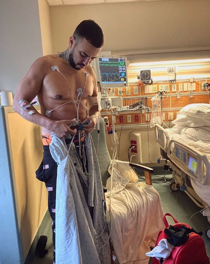 French Montana: I'm Out Of ICU!
