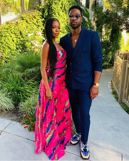 "Dwyane Wade: I Don't Know Why My Wife Gabrielle Union Got Fired From ""America's Got Talent"""