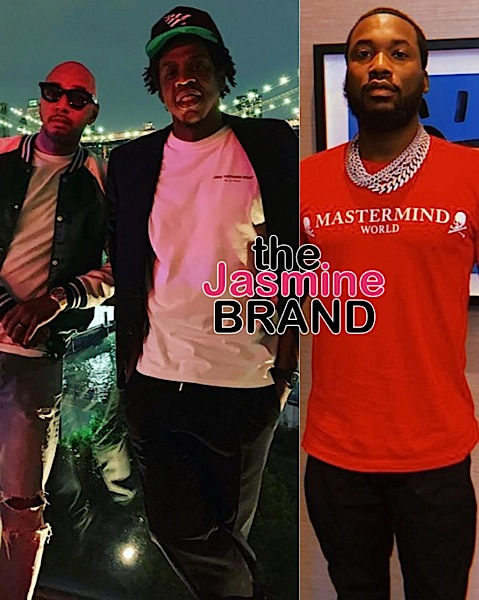 Jay Z Sends Meek Mill & Swizz Beatz Rolex Watches As VIP Invitation To Gala [VIDEO]