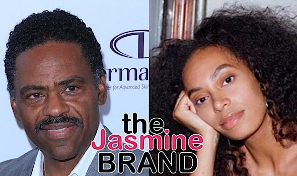 Solange's Stepdad Richard Lawson Says Her Family 'Is Helping Her Work Through' Breakup From Husband